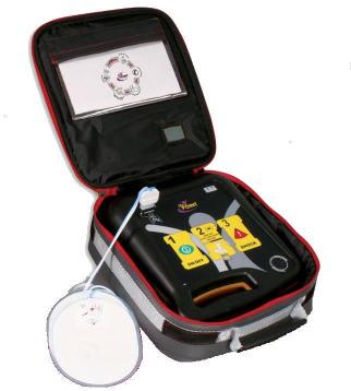 Aed modlu defibrilator cihazi